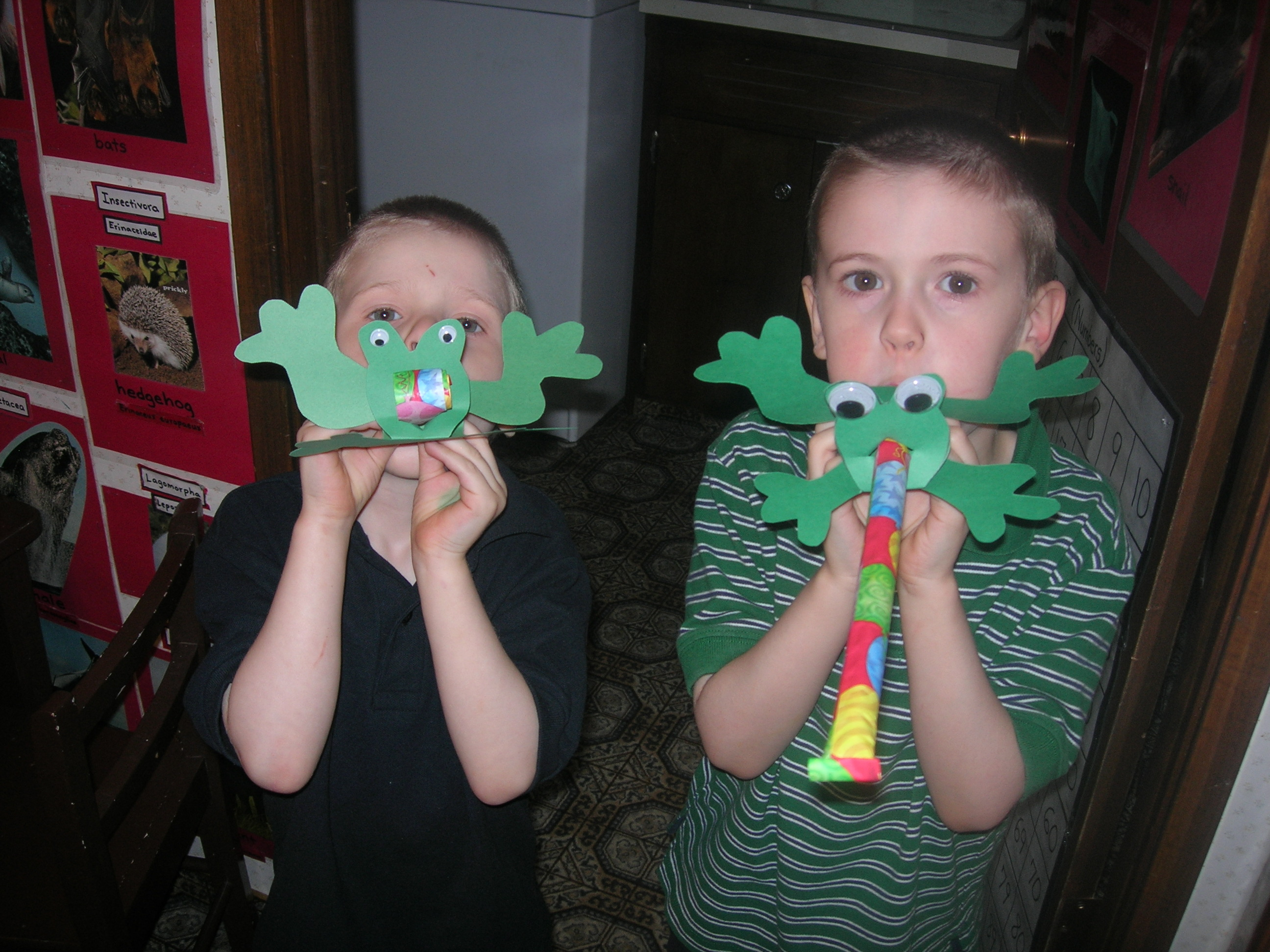 frog craft susan u0027s homeschool blog susan u0027s homeschool blog
