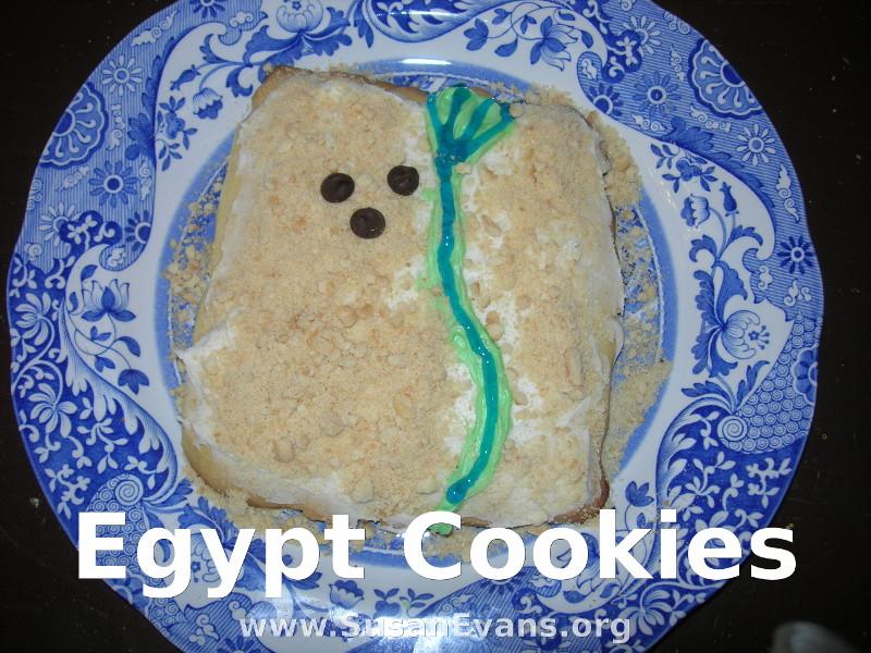 Egypt-cookies