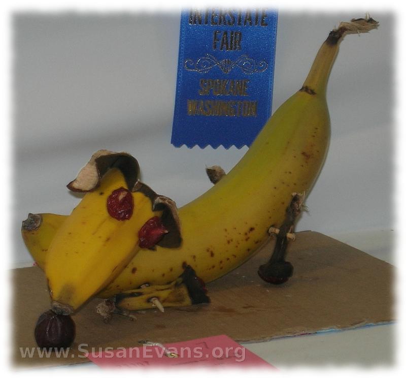 banana-creature