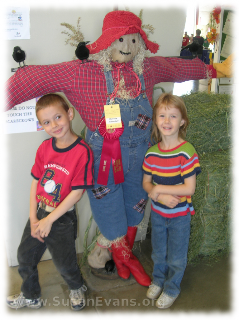 making-a-scarecrow