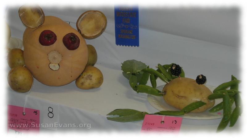 potato-creature