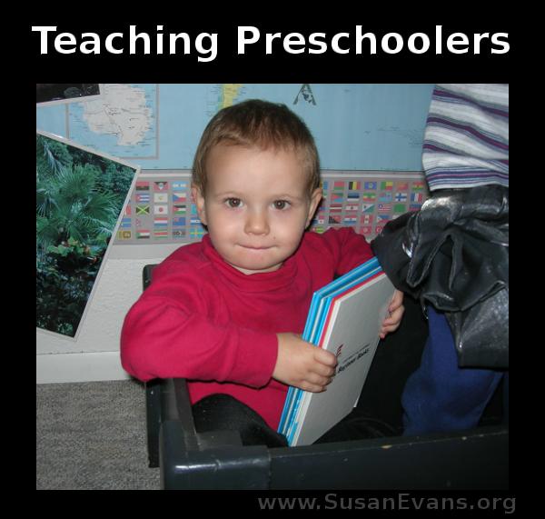 teaching-preschoolers