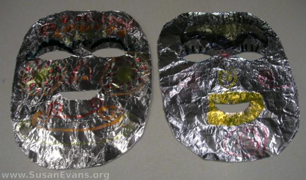 foil-masks