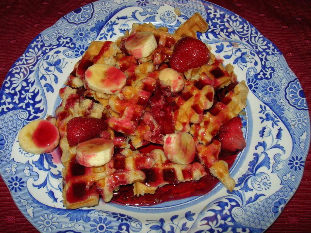 waffle-leftovers