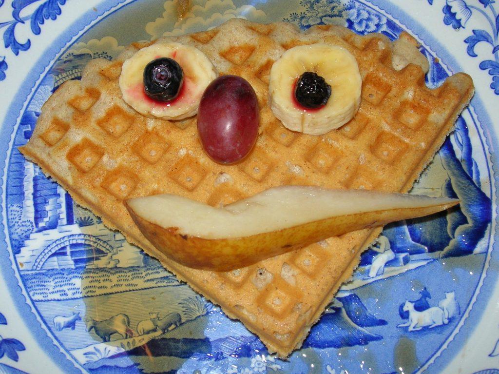 waffle-face