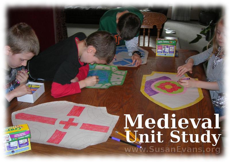 medieval-unit-study