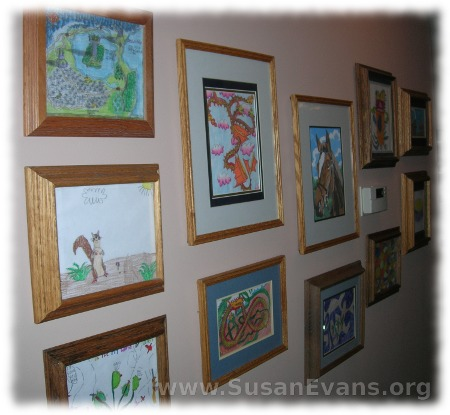 hallway-art-gallery