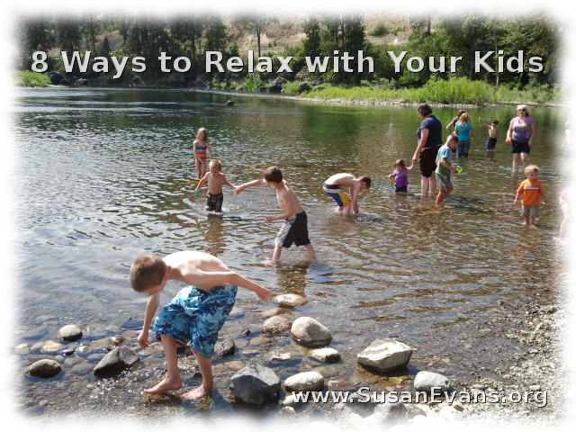 how-to-relax-with-your-kids