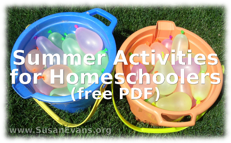 summer-activities-for-homeschoolers
