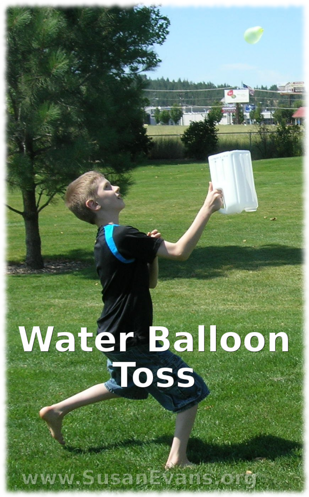 water-balloon-toss