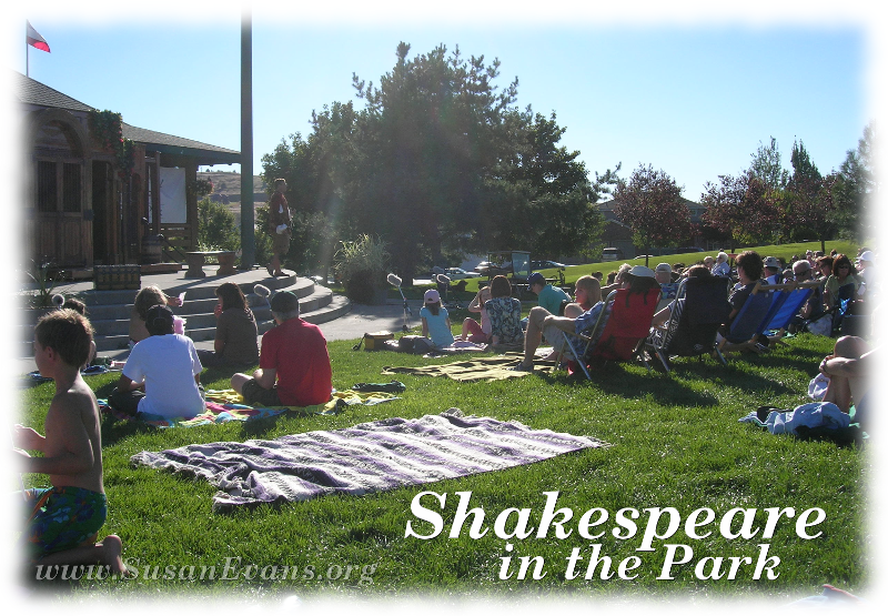 Shakespeare-in-the-park