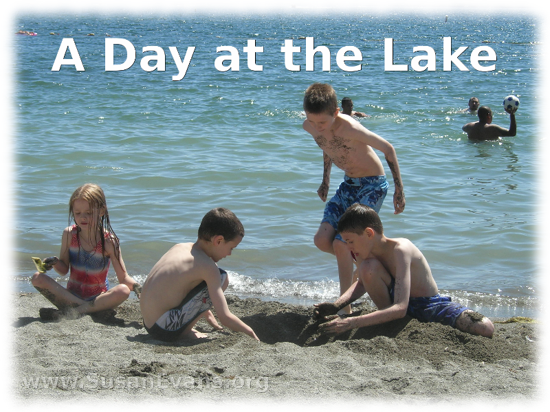 day-at-the-lake