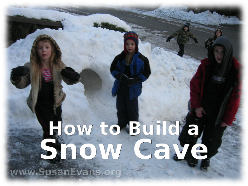 how-to-build-a-snow-cave
