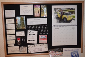 covering-a-bulletin-board-with-cloth