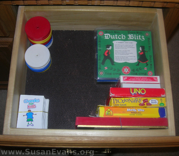 game-drawer