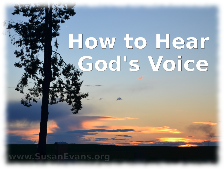 how-to-hear-God's-voice