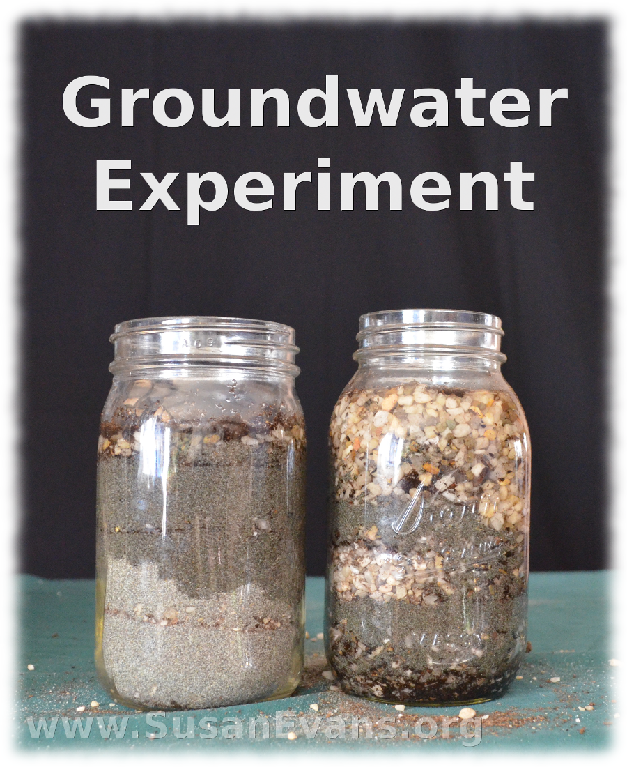 groundwater-experiment