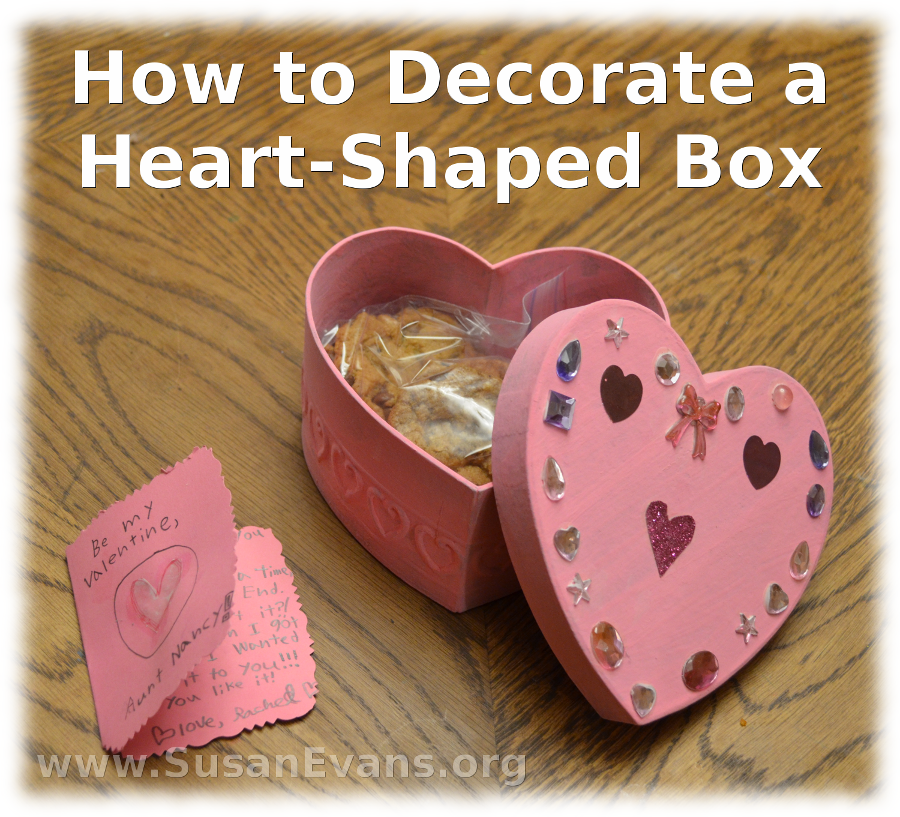 how-to-decorate-a-heart-shaped-box