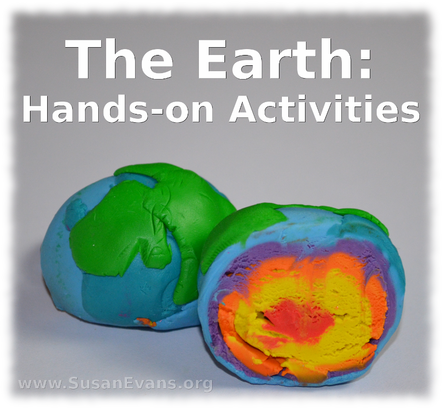 the-earth-hands-on-activities