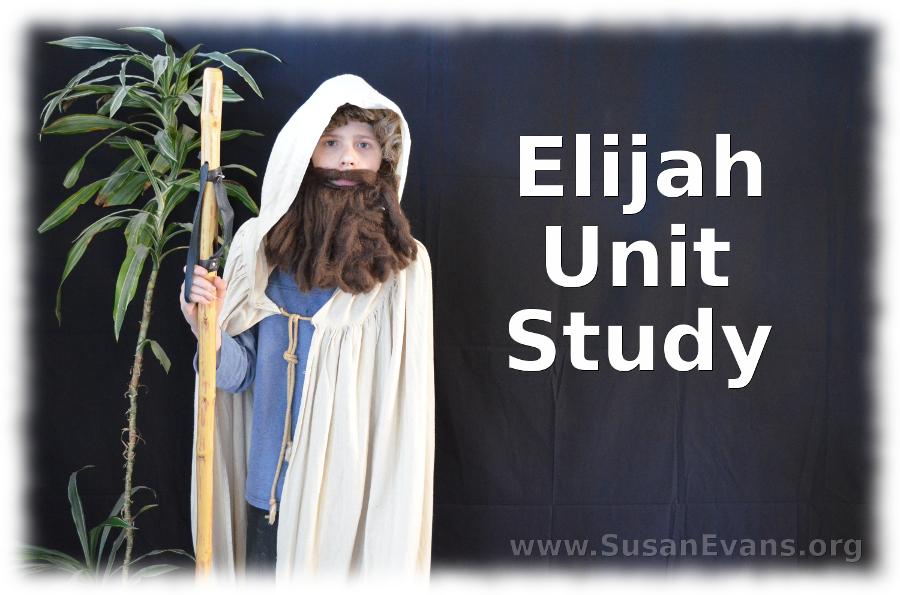 Elijah-unit-study