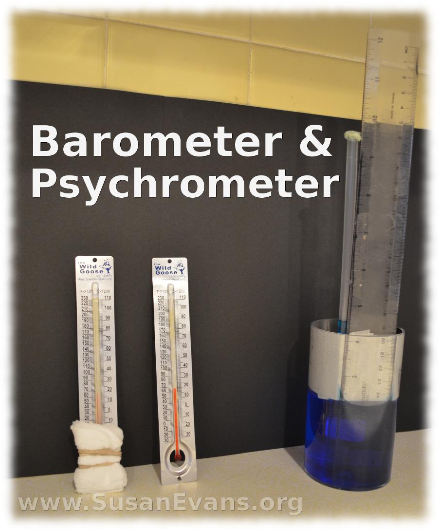barometer-psychrometer