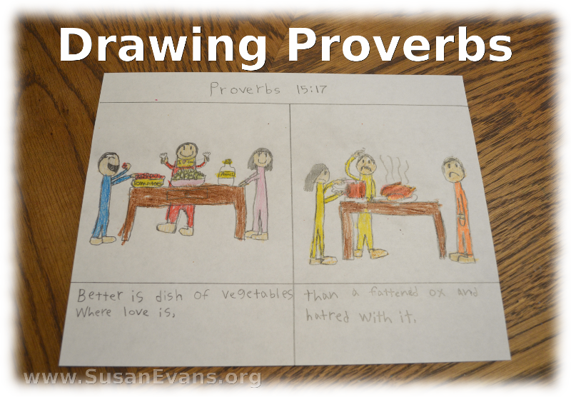 drawing-proverbs