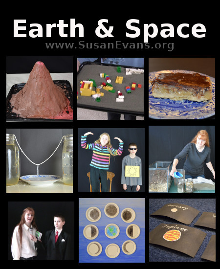 Earth-And-Space