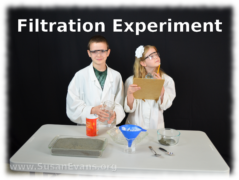 filtration-experiment