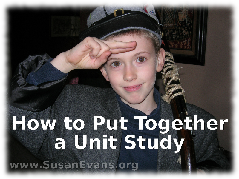 how-to-put-together-a-unit-study