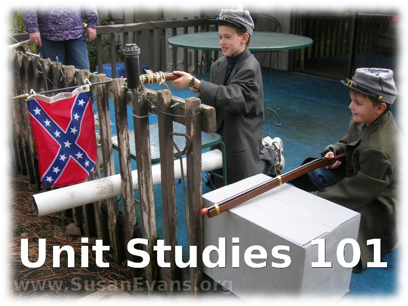 unit-studies-101