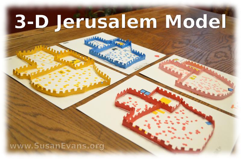 Jerusalem-model