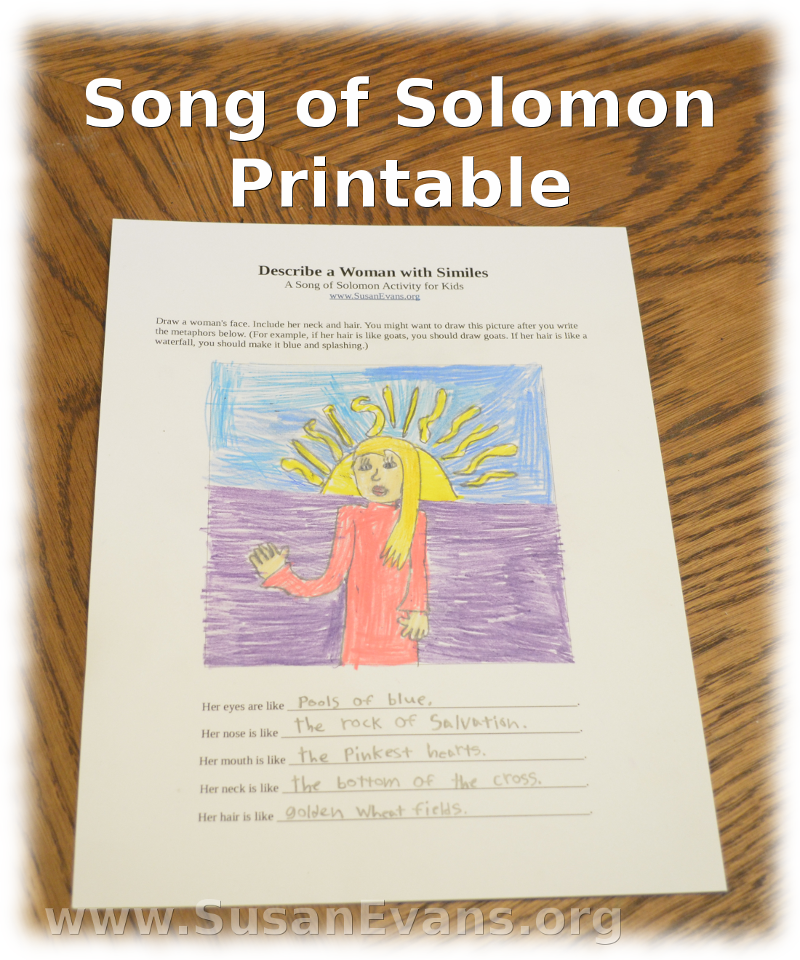 song-of-solomon-printable