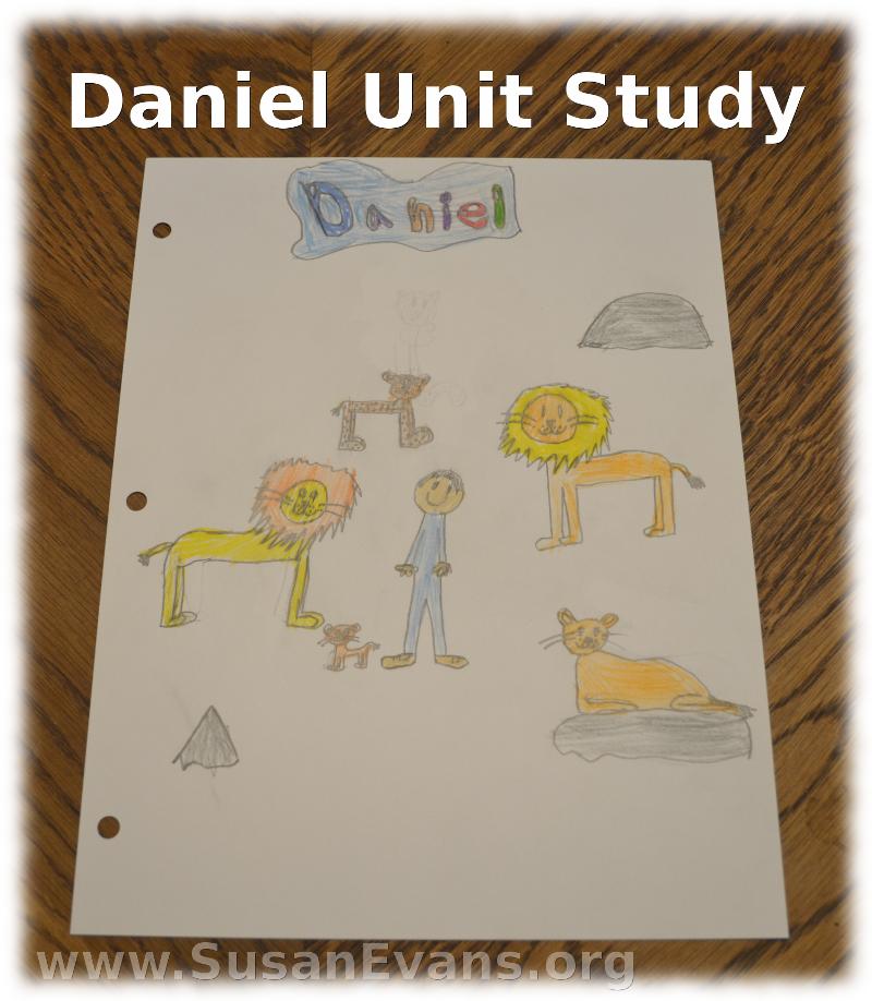 daniel-unit-study