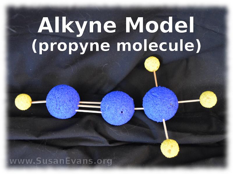 alkyne-model-propyne