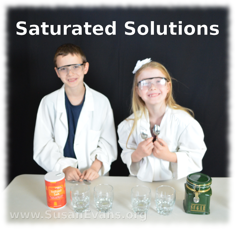 saturated-solutions