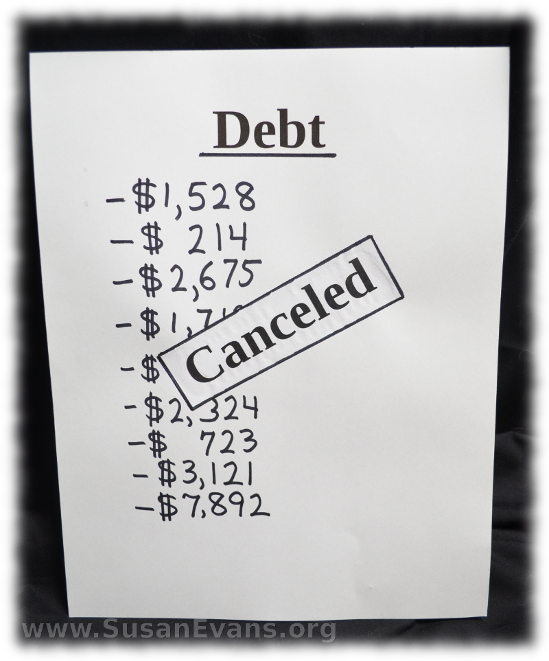 debt-cancelled