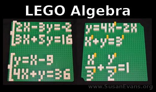 LEGO-algebra