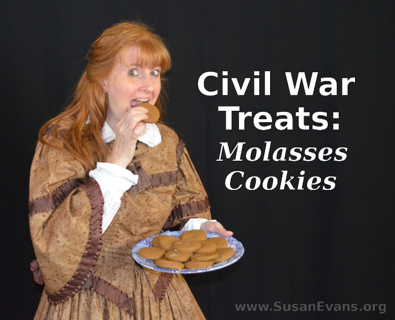 molasses-cookies-civil-war