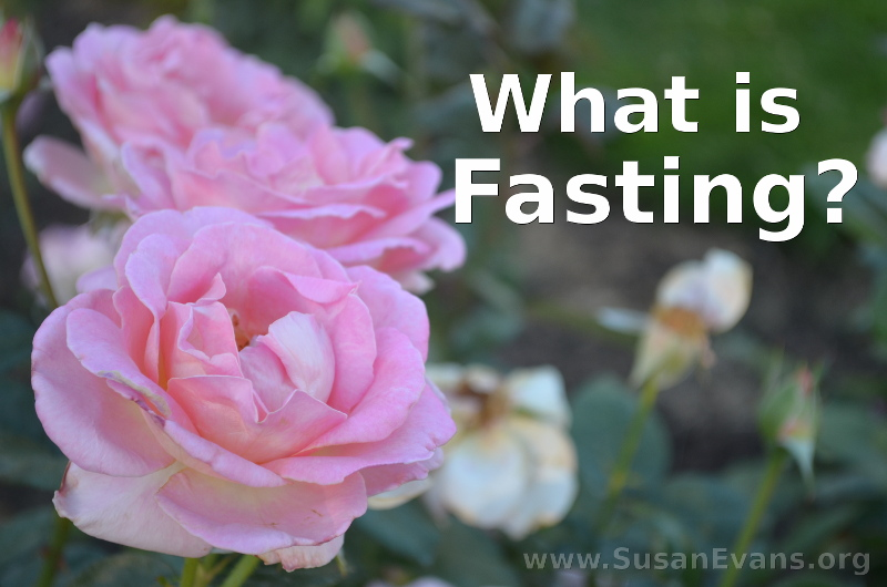what-is-fasting