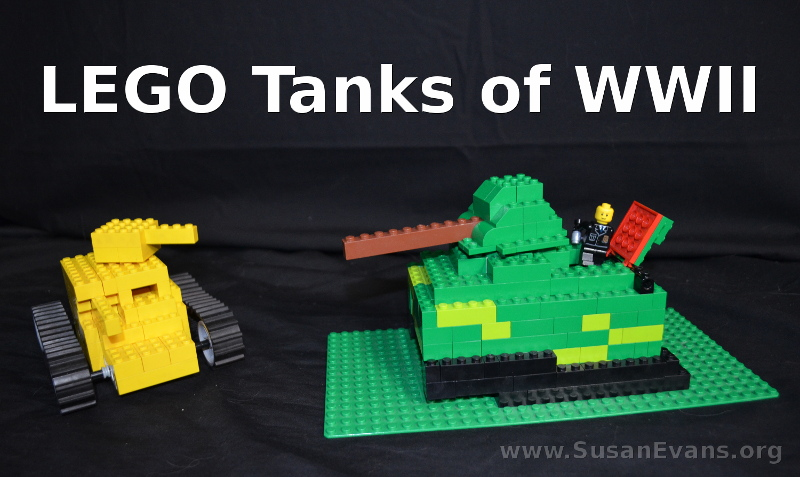 LEGO-tanks-of-WWII