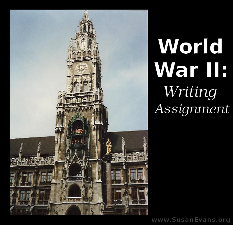world-war-II-writing-assignment