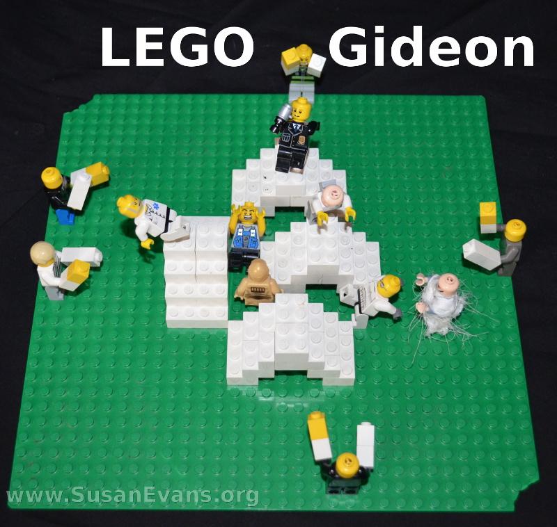 LEGO-Gideon