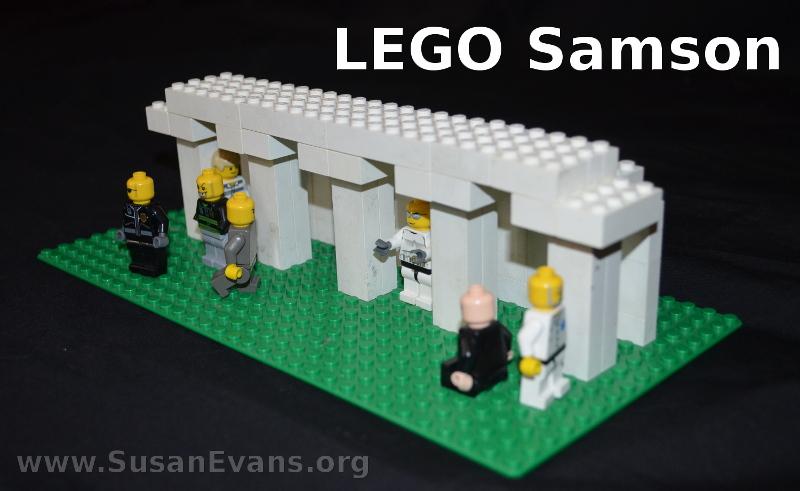 LEGO-Samson