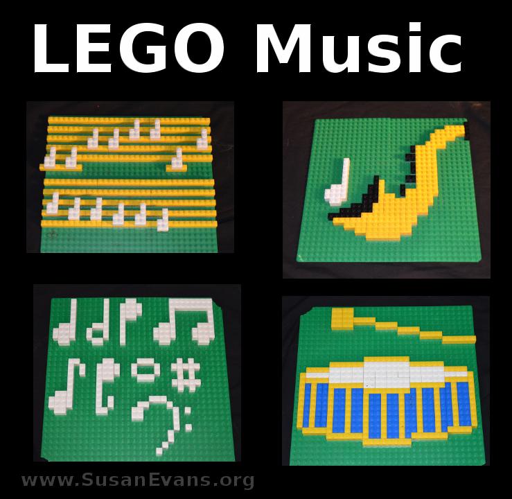 LEGO-music