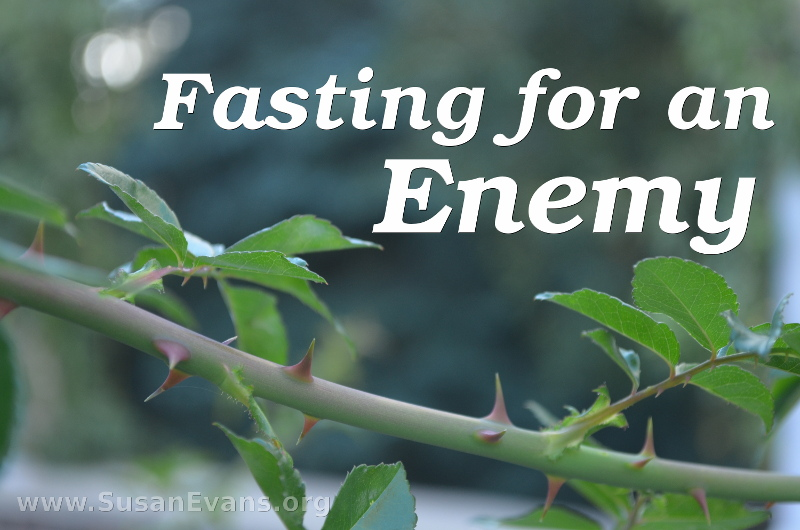 fasting-for-an-enemy