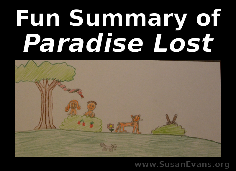 fun-summary-of-paradise-lost