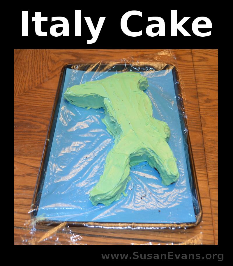 Italy-cake