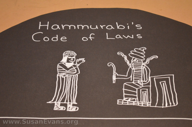 hammurabi's-code-of-laws