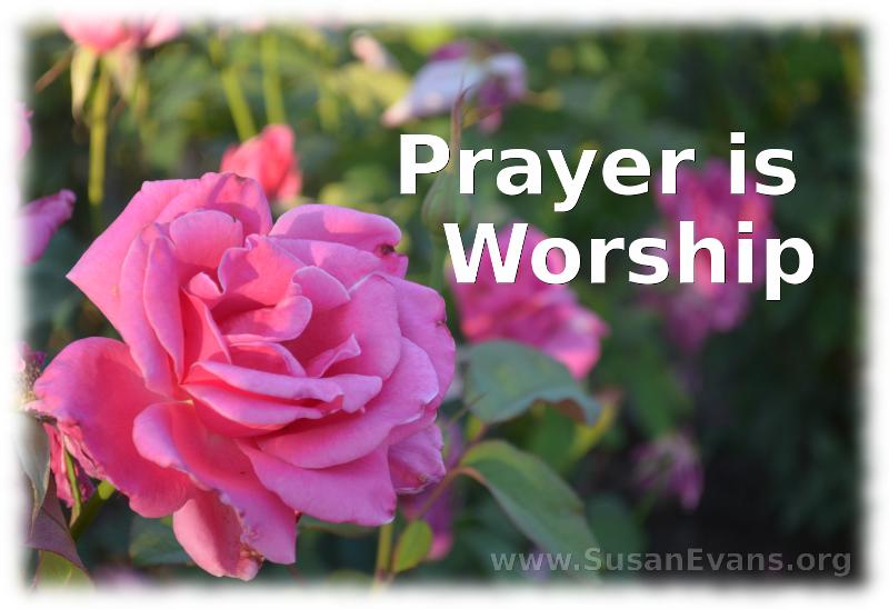 prayer-is-worship