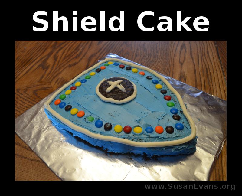 shield-cake